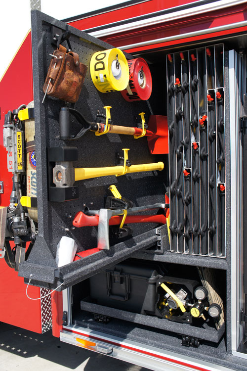 Compartment Layouts/Mounting