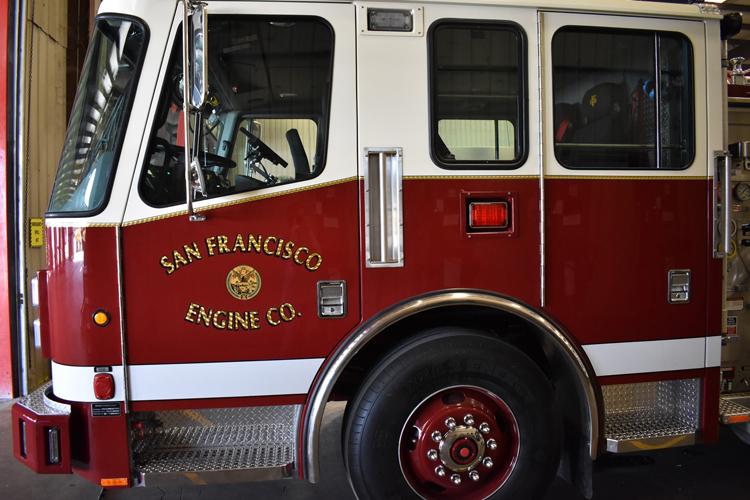 Ferrara Igniter San Francisco (CA) Fire Department Pumpers