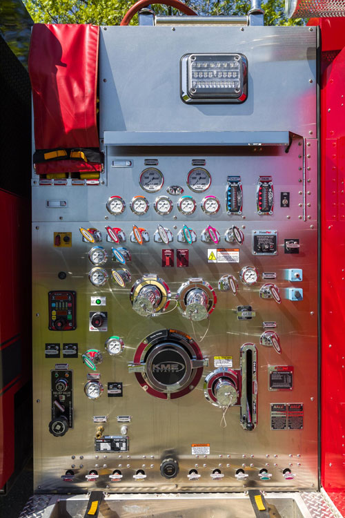 Pioneer (CA) Fire Protection District KME WUI Rig