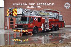 Sturgeon Bay (WI) Fire Department Platform Quint