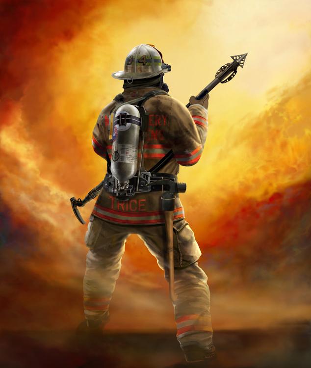 Ziamatic FIRE FALCON