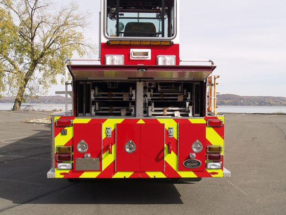Tractor-Drawn Aerial Ladder Complements and Configurations , OLYMPUS DIGITAL CAMERA