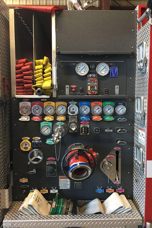 Pump Panel Options