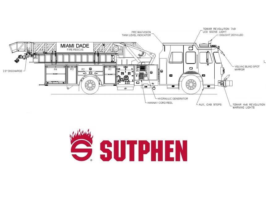 Sutphen order for MDFR