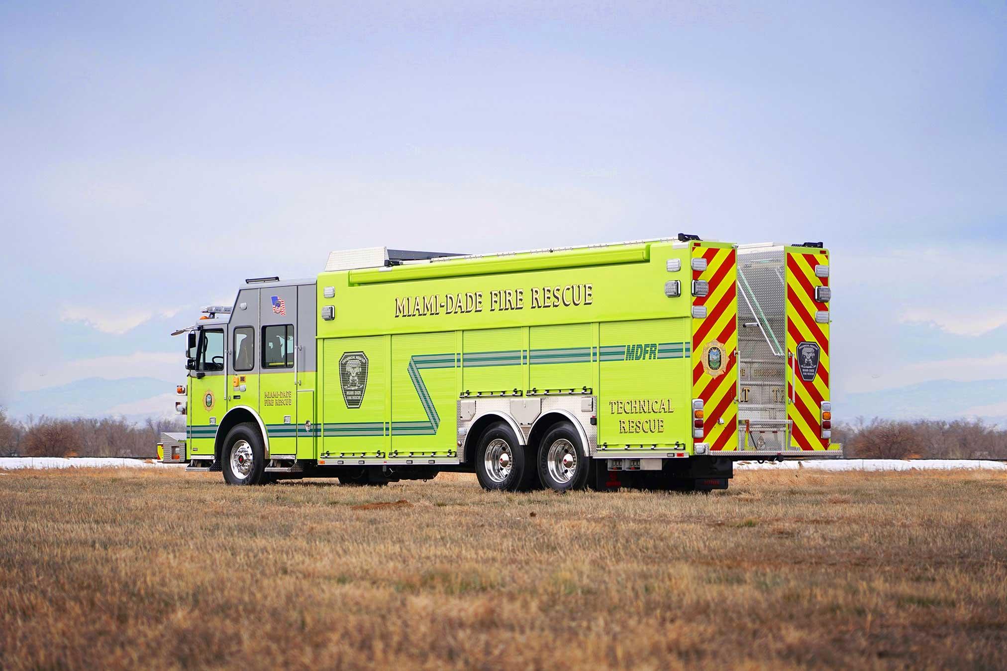 Miami-Dade Fire Rescue Heavy Rescue